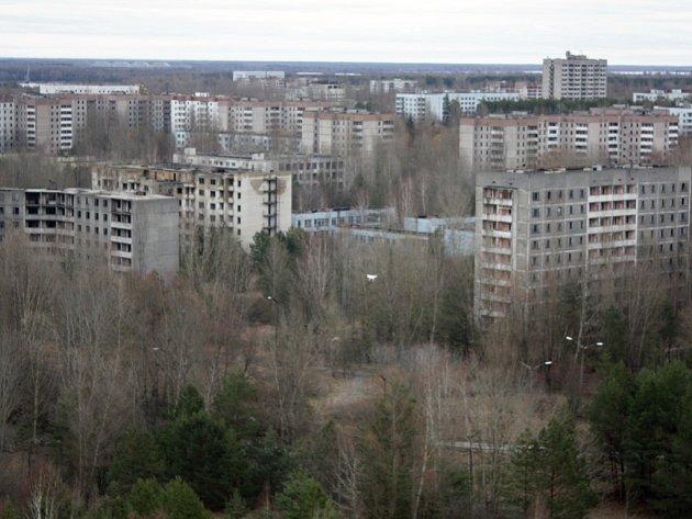 Výprava, vníž byl také Martin Tylšar zProstějova, navštívila Černobyl a Pripjať