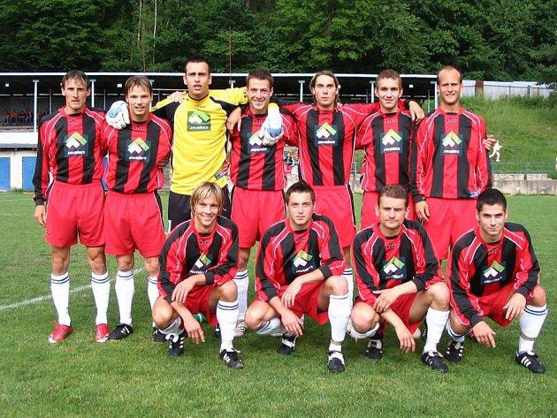 Fotbalisté Konice: štika divize D.