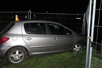 Nehoda v Hrubčicích