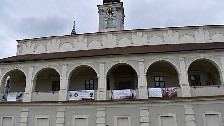 Muzeum a galerie v Prostějově - květen 2020