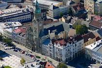Prostějovská radnice