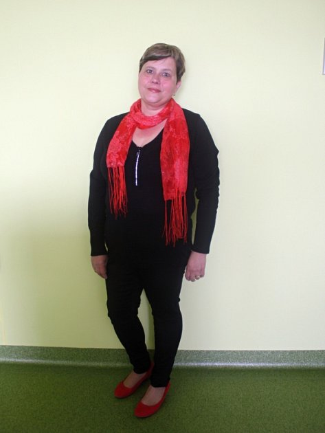 Pět účastnic redukčního programu, který organizoval Prostějovský deník ve spolupráci sAgel Sport Clinic, má za sebou téměř tři měsíce hubnutí - Jaroslava Kuklová