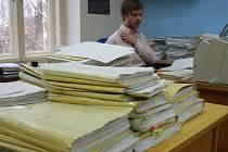 Stohy spisů musejí kvůli amnestii projít úředníci na prostějovském soudu