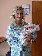 Sofie Protivánková s maminkou Michaelou, Olomouc, narozena 6. prosince, 49 cm, 3200 g