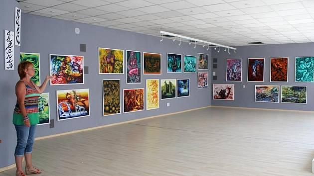 Galerie Nara v Kramářské ulici