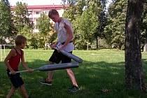Hobití odpoledne pro děti v Prostějově