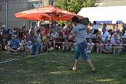 Tradičního trojboje se zúčastnilo dvacet soutěžících.