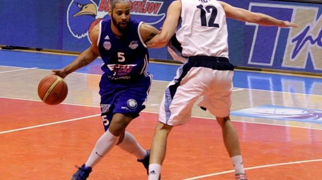 Orli proti Ostravě - 5. semifinále