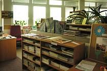 Knihovna v Protivanově je jako ze škatulky