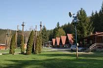 Camping v Baldovci