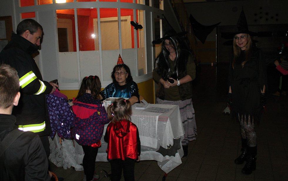 Hororová škola v Klenovicích