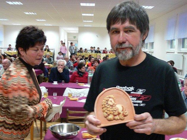 Vladislav Mrázek si odnesl Smržického lva