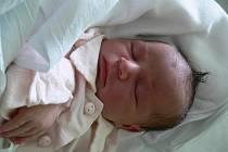 Kristina Klemešová, Určice, narozena 29. března, 51 cm, 3700 g