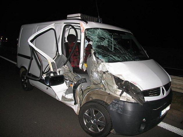 Nehoda renaultu na I/46