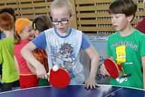 Ping-pong show v Prostějově