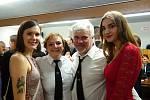 Sobotní hasičský ples uzavřel ve Vrchoslavicích letošní plesovou sezonu. 7.3. 2020