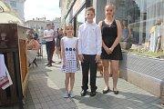Prostějovská ZUŠka se činila. Na náměstí i v kavárnách představila své žáky v nejlepším světle při celorepublikové akci ZUŠ Open.