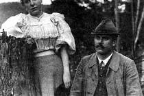 Lesník Josef Opletal