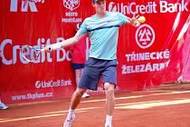 Tomáš Berdych na Czech Open