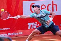 Tomáš Berdych na Czech Open.