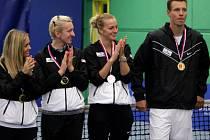 Prostějov ovládl tenisovou extraligu a slaví český titul
