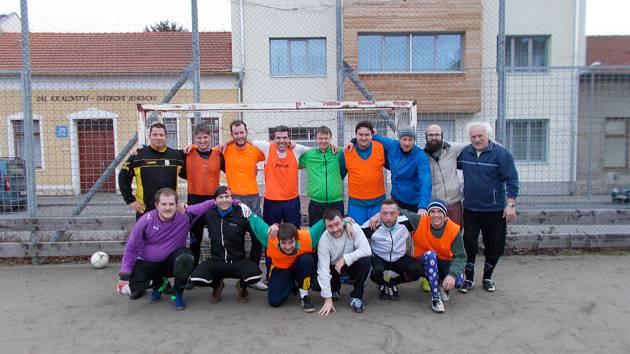 Fotbalové vánoční derby FC ULTRAS