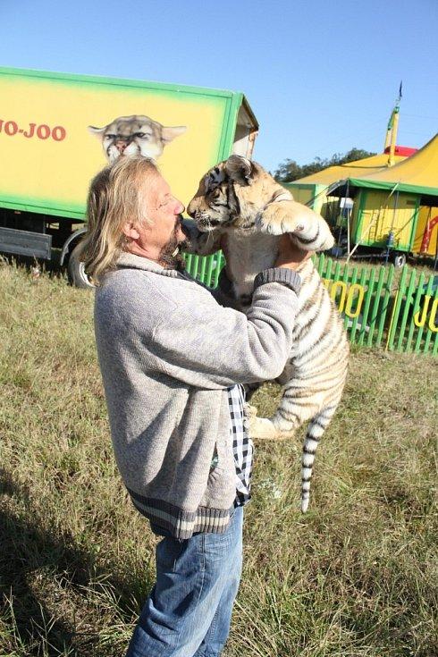 Cirkus Jo Joo v Prostějově
