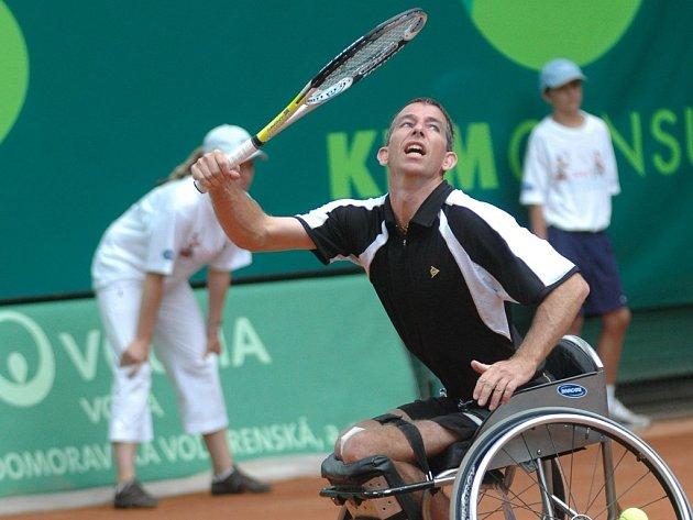 Poosmé se turnaj tenistů na vozíku KPM Consult Czech Open konal v Prostějově a pošesté zde vyhrál Robin Ammerlaan.