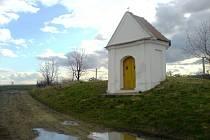 Kaplička v Dětkovicích
