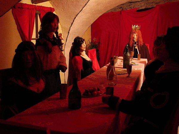 Mučírna vplumlovském zámku