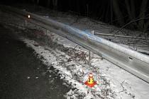 Nehoda na silnici Drahany - Žárovice