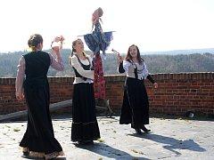Velikonoční prohlídky na zámku v Plumlově