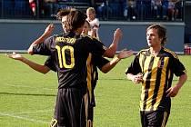 Fotbalisté 1.FK Prostějov