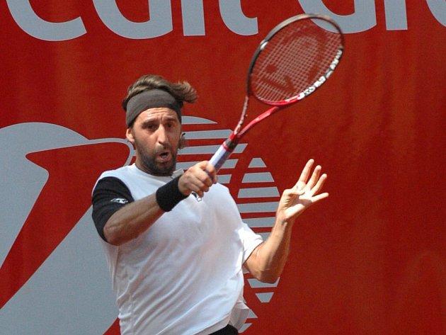 Mezinárodní tenisový turnaj mužů UniCredit Czech Open 2007 ovládl argentinský hráč Sergio Roitman, jenž ve finále přehrál německého protivníka Mayera.