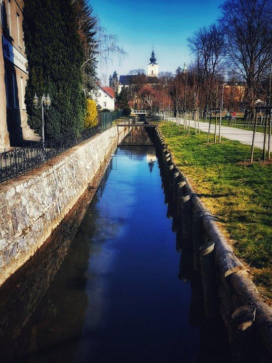 Jaro na Šumpersku