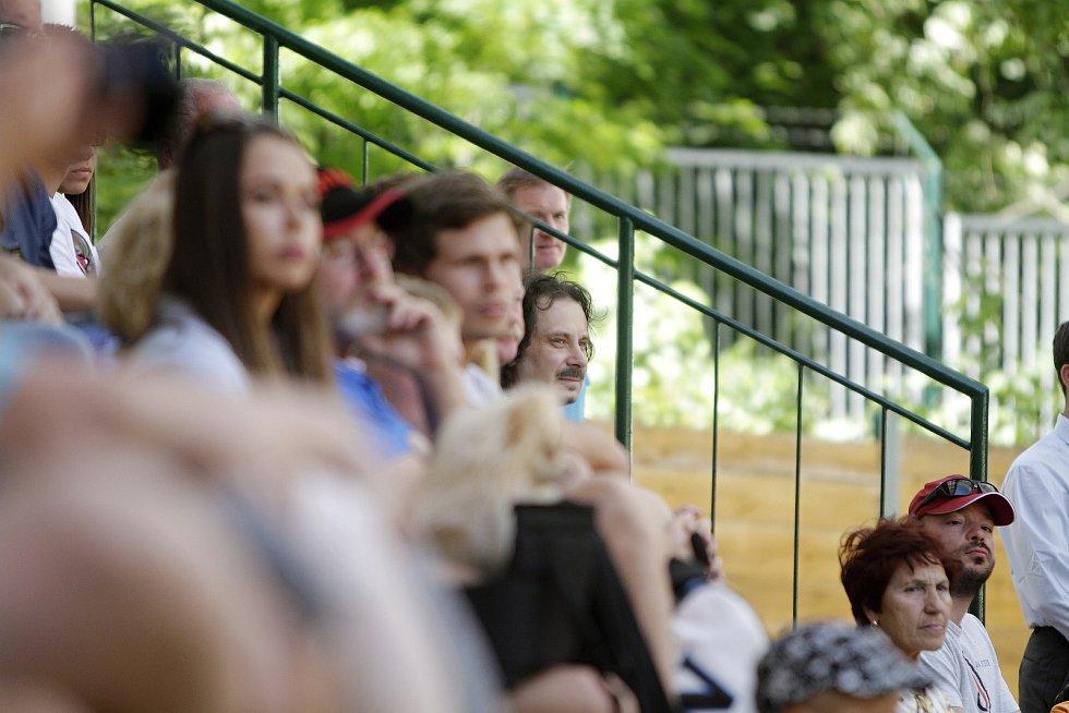 Publikum na Czech Open