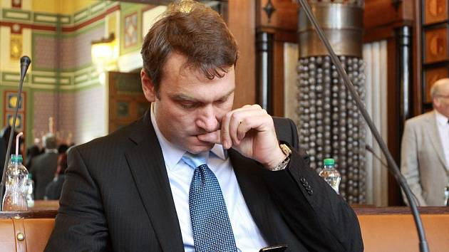Poslanec a prostějovský zastupitel Radim Fiala