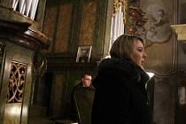 Ondřej Mucha a Magdalena Vlasáková.