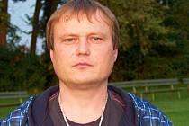 Trenér Jiří Kamenov