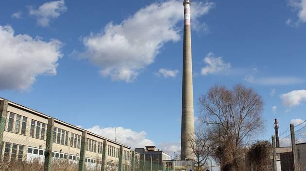 OP Prostějov - koleje a budovy. Ilustrační foto