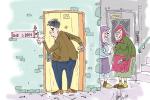 Kreslený vtip Jana Tatarky