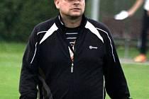Trenér Klenovic Petr Navrátil