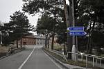 Zákaz meziokresního cestování mezi Prostějovem a Olomoucí? Vizuálně bez policejních hlídek. 1.3. 2021