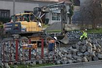 Rekonstrukce Hlavního náměstí v Plumlově