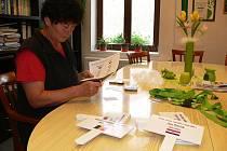 Smržické přípravy na příjezd komisařů soutěže Entente Florale Europe – Evropská kvetoucí sídla