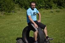 Sportovní trenér a kynolog Zdeněk Lhota z Prostějova.