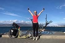 Neklidné nohy: 1000 km s koloběžkou po Islandu