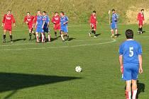 Haná Prostějov (v modrém) Ilustační foto