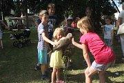 Dětský den se Srdíčkem v Konici