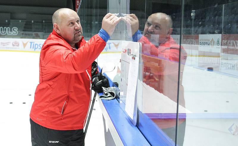 Trenér Ladislav Lubina